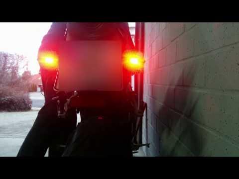 Honda CBR600RR PC40 3in1 Blinker