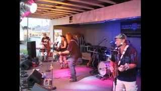 HUMAN WHEELS plays Authority Song - Mellencamp Tribute - Orange County Fair