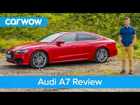 External Review Video DXlvsIatA6k for Audi A7, S7, RS7 Sportback Sedan (2nd gen, Typ 4K8)