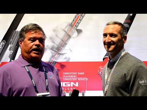 John Hughes Golf Partner Feature - Golf Pride