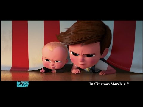 New Movie Clip for The Boss Baby