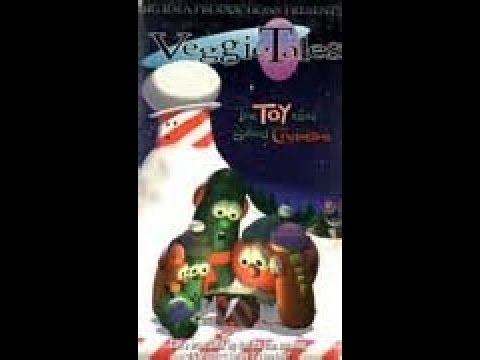 VeggieTales The toy that saved Christmas 1996 (New animation)