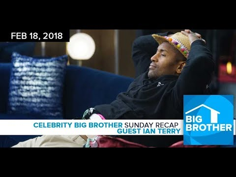 Celebrity Big Brother | Sunday Eviction Recap Podcast with Ian Terry