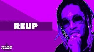 'REUP' Dark Trap Beat Instrumental 2017 | Hard Rap Beat Dope Hiphop Freetyle Trap Type Beat FREE DL