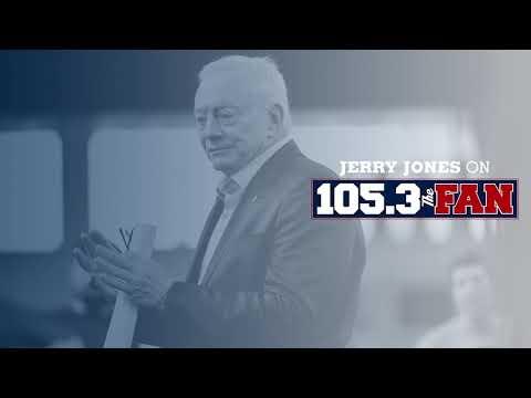 Jerry Jones on 105.3 The Fan 11/19/19 | Dallas Cowboys 2019