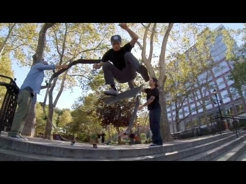 Krooked Circle Board in NYC