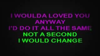 SC1007 08   Yearwood, Trisha   I Would've Loved You Anyway [karaoke]