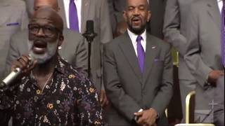 "BeBe Winans And Bishop Marvin Winans Singing ""Love Lifted Me"" West Angeles COGIC HD 2018!"