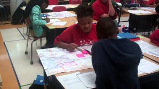 Ms  Prudhomme's 5th Grade Class Engage NY ELA