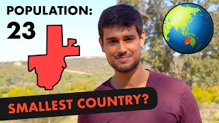 "Inside World's Smallest ""Country"" 