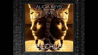 Alicia Keys - Speechless - Audio