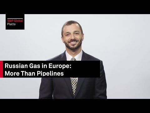 Russian Gas in Europe: More Than Pipelines