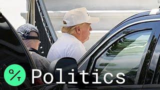 Coronavirus Updates: Trump Seen Golfing at Virginia Club, U.S. Beaches Open on Memorial Day Weekend