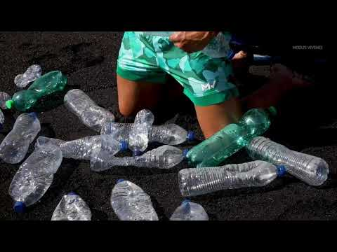 Modus Vivendi:Recycled Swimwear Line Official Video