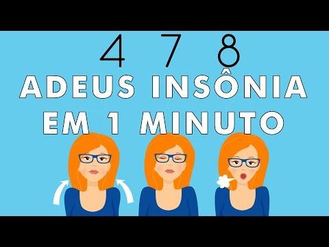 Esta Ténica Pode Fazer Você Dormir em 1 Minuto!