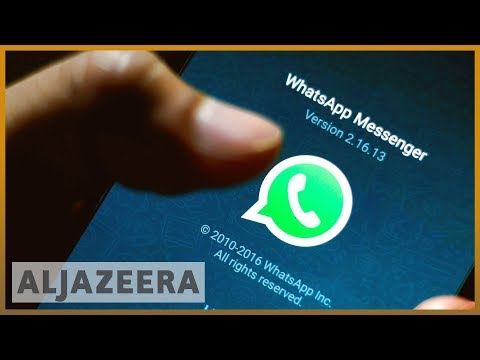 📲 WhatsApp limits forwards to 5 recipients to check fake news | Al Jazeera English