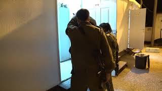 Bezpečnostní síly dopadly útočníka ze Samaří
