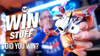 Did you WIN the EMAX Tinyhawk II Race