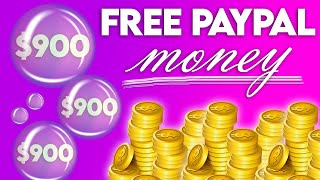 Make $900/Day | Free PayPal Money 2021 | NEW WEBSITE