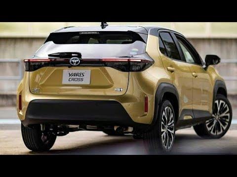 Novo Toyota Yaris Cross Brasil: Veja os Detalhes! Novo SUV compacto para enfrentar o T-Cross!?
