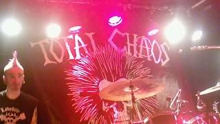 Total Chaos – Live (full show, part 3/3) – 26.4.2018 Vastavirta, Tampere, Finland