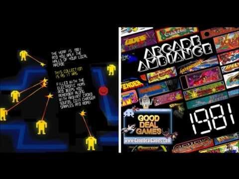 Arcade Ambience 1981, 1983, 1986, 1992 (Arcade sounds) - Andy Hofle