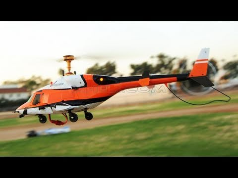 2.4Ghz Walkera V200DQ01 Flybarless 4 Ch Rc Helicopter Review