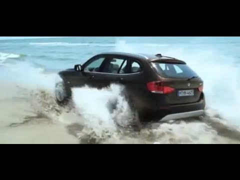 cool BMW X1 commercial