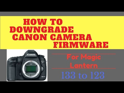 Download Install Magic Lantern Raw On The Canon 5d Mark Ii Video 3GP