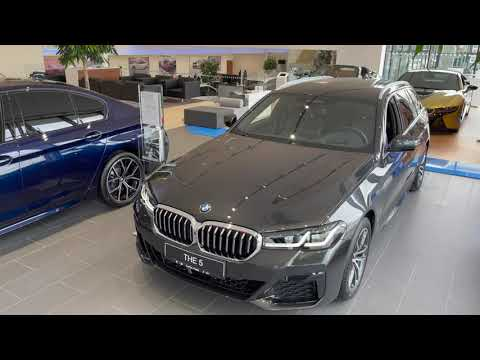 BMW 530e xDrive Touring