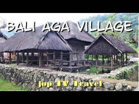 Tour of a Bali Aga Village (Tenganan) Bali jop TV Travel