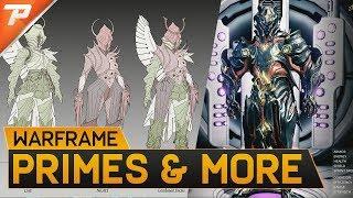 Warframe: DEMON Equinox Deluxe, Chroma Prime, KDrive Racing & Faction - Dev 116