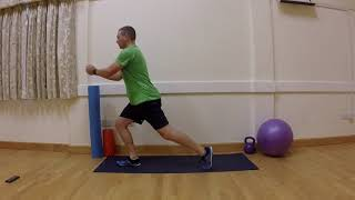 Dynamic Warm Up Routine for Running