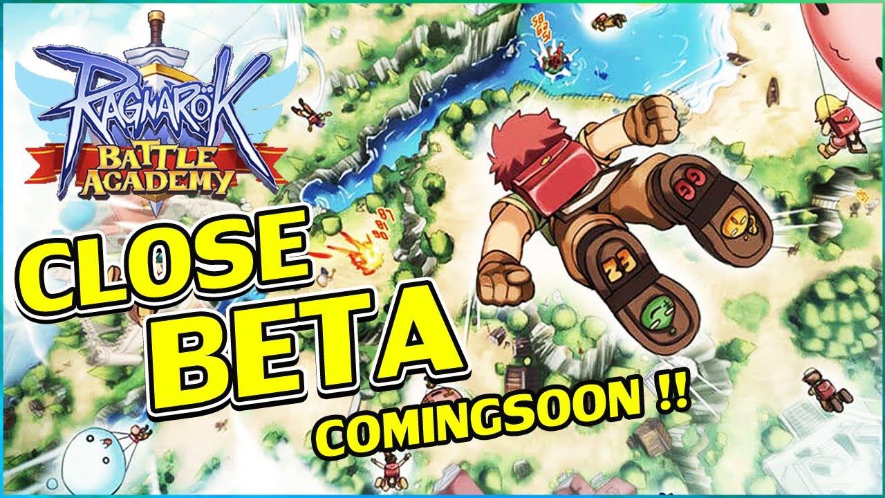Ragnarok: Battle Accademy - Beta in arrivo per la versione Battle Royale del popolare MMORPG