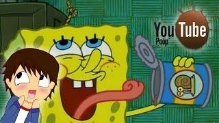 [YTP] Spongebob: it's hard being a sponge!