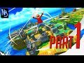 One Piece Unlimited World Red (Deluxe Edition) Walkthrough Part 1 No Commentary