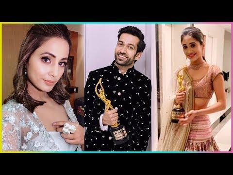 Nakuul Mehta & Shivangi Joshi WON These Awards | H