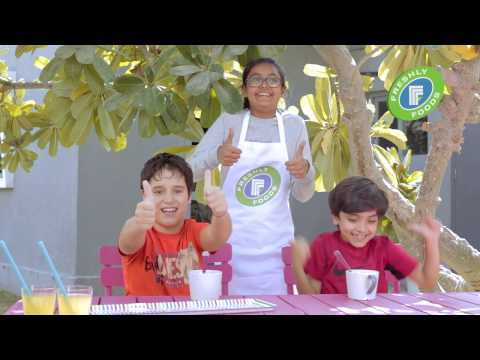 Freshly Foods Presents - Kid's Kitchen