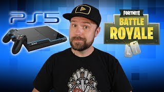 Fortnite Will Fade Soon   Playstation 5 in 2019?