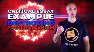 Critical Analysis Essay [Example, Outline, Tips]