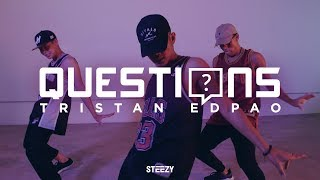 Questions - Chris Brown Dance | Tristan Edpao Choreography | STEEZY.CO (Beginner Class)