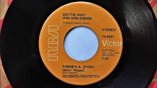 There's A Story (Goin' Round) , Dottie West & Don Gibson , 1969