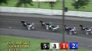 preview picture of video 'Lady Lois , 2011, Oct. 4, Monticello Raceway'