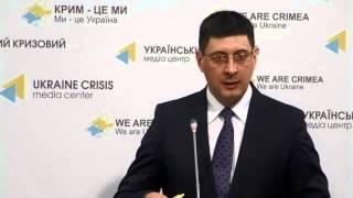 100 днів роботи Укрпошти, Український Кризовий Медіа Центр, 22 квітня 2015