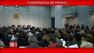 Conferencia de Prensa con ocasión  de la XV Asamblea General Ordinaria del Sínodo de los Obispos