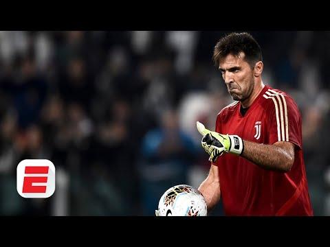 Are Gianluigi Buffon's appearances hurting Juventus' title chances? | Serie A