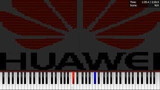 Dark MIDI - HUAWEI TUNE