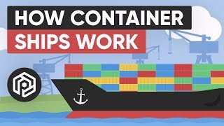 How Container Ships Work