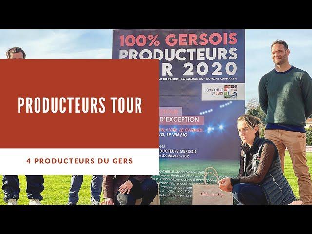 """EVENEMENT - Le """"Producteurs Tour"""" du Gers"""