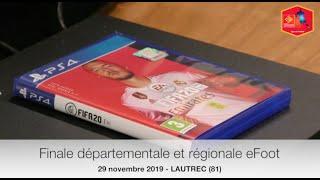 eFoot Finale 2019 à Lautrec (81)